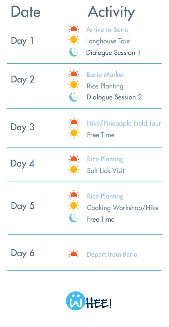 Jan19-schedule